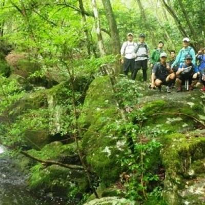 心と体癒しの京都るり渓トレイルラン