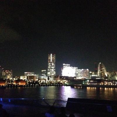 横浜「三渓園」夜桜RUN
