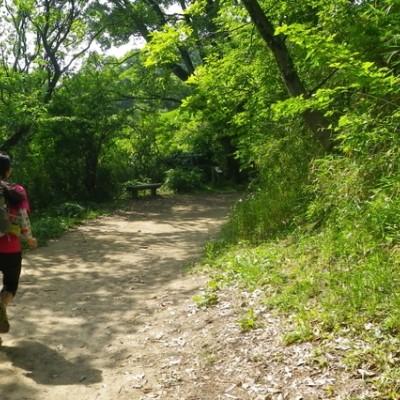 弘法山コース  11キロ
