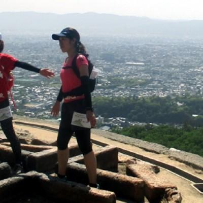 やんちゃ村の 京都一周トレイル4分割マラニック その1 東山編 約30km