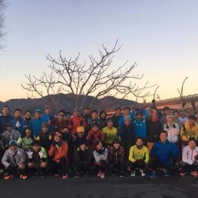月例しずおかマラソン12月の会