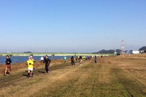 第14回遠賀川さわやかマラソン~ がんばれ熊本!チャリティイベント~