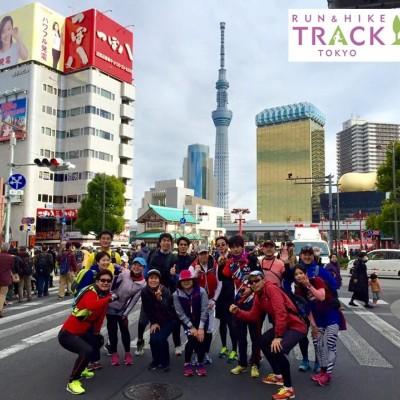 東京名所巡りRUN@東京スカイツリー&東京タワー