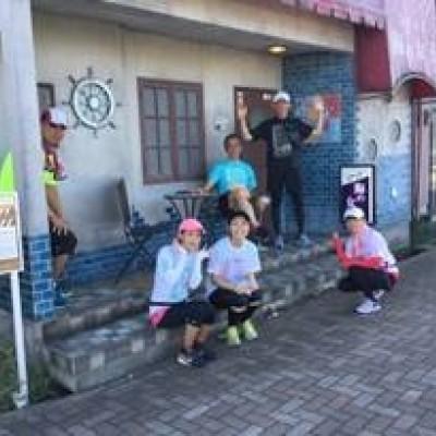 [JoyRun☆707th]街を旅する〈新湊・ロケ地めぐり 冬の夕暮れラン7km〉