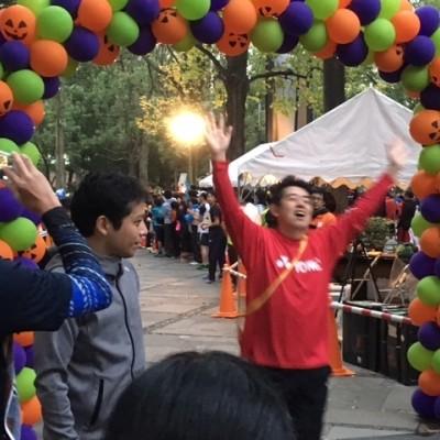 第9回『文の京』12時間リレー・3時間マラソン ボランティア