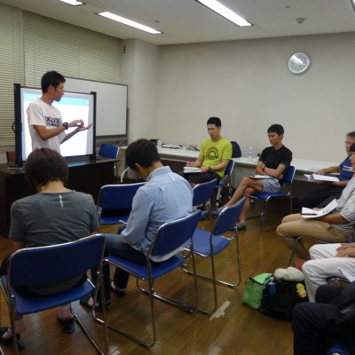 故障予防と記録向上に役立つトレーニングセミナー@仙台