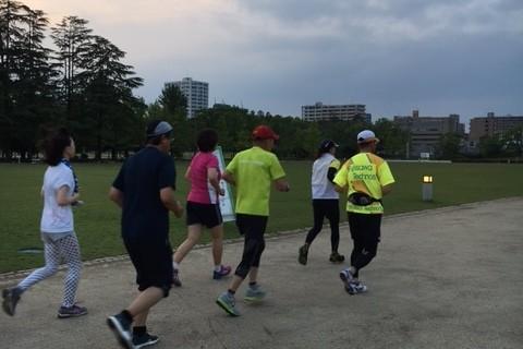 フルマラソンのための5km速く走ろう