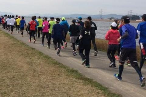 第15回遠賀川さわやかマラソン~ がんばれ熊本!チャリティイベント~