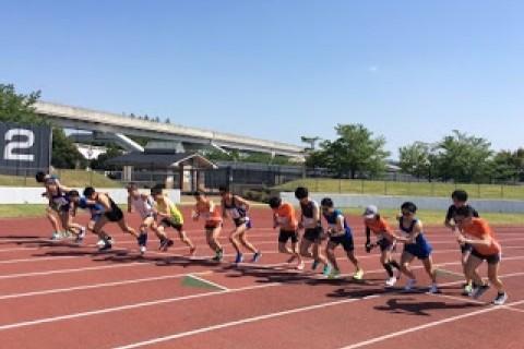 5/26(土)開催!1500m/5000m/3000m SC(障害)記録会-江戸川区陸上競技場で計測