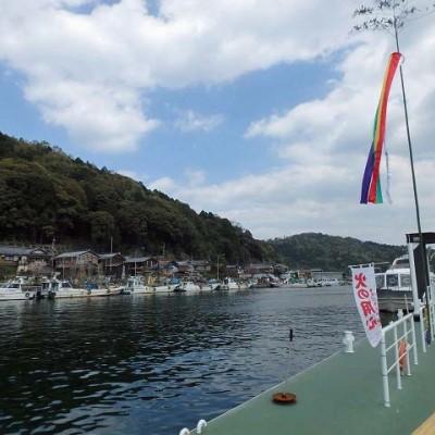 ≪ランde観光≫[滋賀]湖上の島と日本遺...