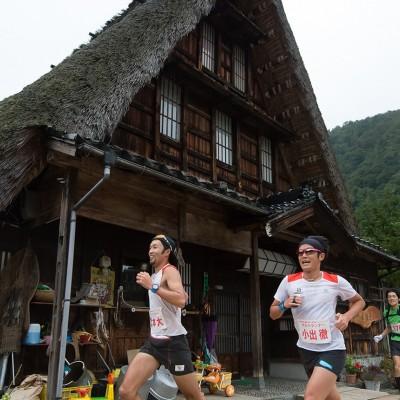 五箇山・道宗道トレイルランセミナー Vol.2