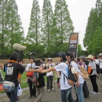 6/3(土)大阪チャリティウォーク in 万博記念公園