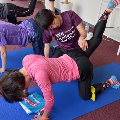 5/21(日)ランナーの為の体幹トレーニング教室(体幹トレーニング経験者クラス)