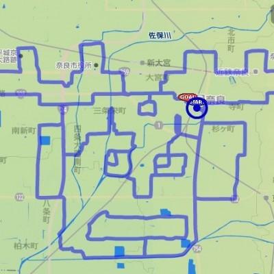 「奈良顔マラソン」~5月3日・全国一斉顔マラソン『日本全国が顔になる日』