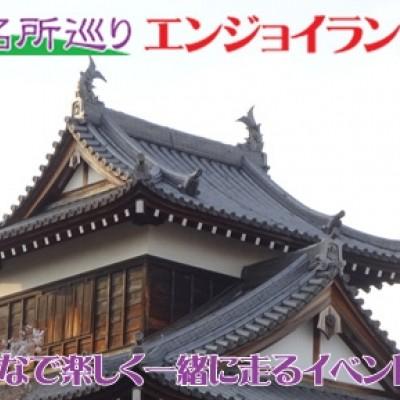 第11回・奈良名所巡りエンジョイランニング~戦国時代を通って、世界遺産の法隆寺地域の仏教建造物へ