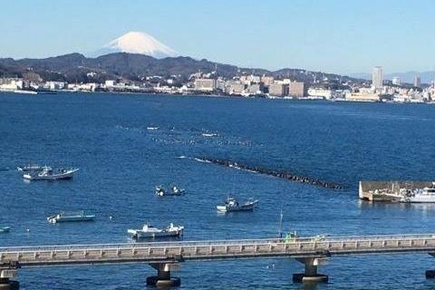 【悪天候のため開催延期】横須賀潮風マラニック