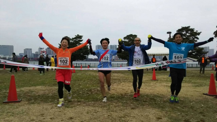【コピー登録】ランニングチームナイアガラ新規メンバー募集
