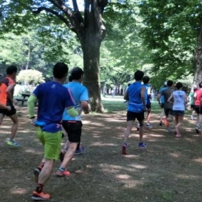【6・7月】木下裕美子の代々木公園クロカン部、参加者募集!