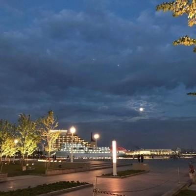 神戸メリケンパーク ナイトラン練習会 9月開催分