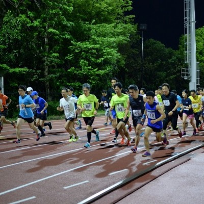 みんなの陸上競技 タイムトライアル2017 vol.2@織田フィールド