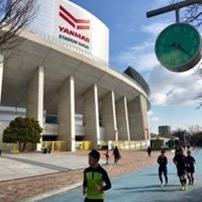 第11回長居公園定例ロード記録会