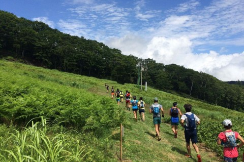 【RunField】トレイルランニングキャンプin斑尾高原2018