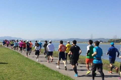 第17回遠賀川さわやかマラソン~ がんばれ熊本!チャリティイベント~