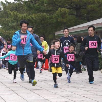 2017横浜シーサイド海の公園マラソン