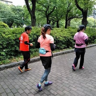 【スロージョギングで筋力アップ】ウォーキング講座 + ちょい早ウォーキング講座