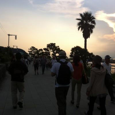 鎌倉トレイル&ビーチRUN