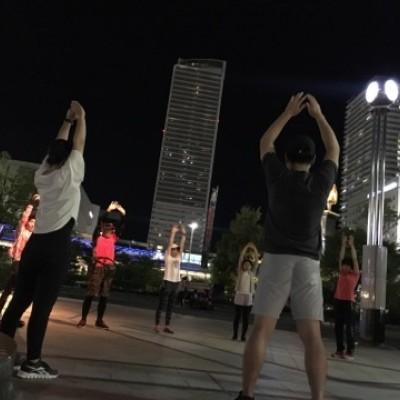 【初心者向けレッスン】GIFU(岐阜)★ナイトラン