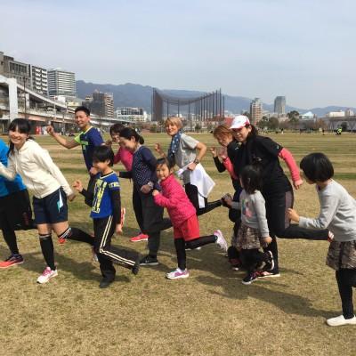 エビデンスベースの(科学的根拠に基づいた)レゴリスランニング教室芦屋【7月】 マラソン目指せサブ4!