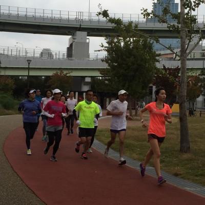 2017神戸マラソン完走ランニング教室