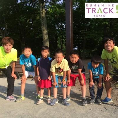 夏休み子どもの短期走り方教室@木場公園【夕方のクラス】
