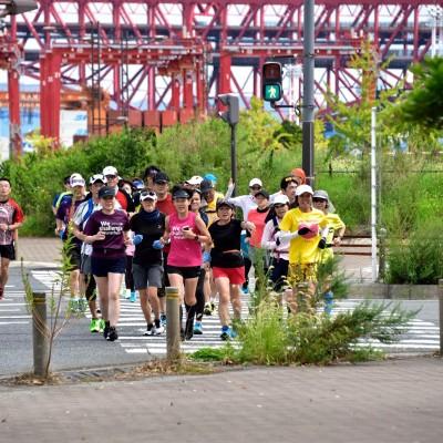 2017チャレンジマラソン練習...