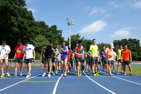 【中止】マラソン完走クラブ 世田谷・200M×最大30本