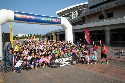 【7/29-30】サマーナイトラン埼玉@埼玉スタジアム2002