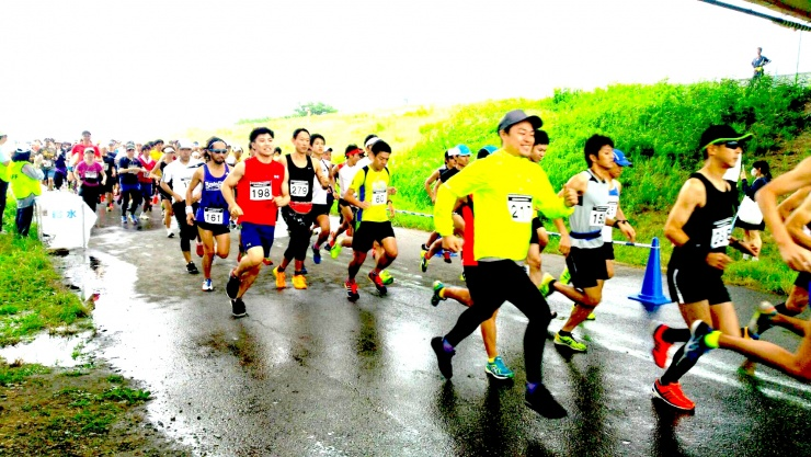 東京都北区赤羽マラソン