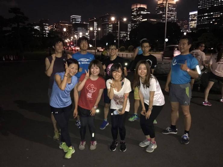 2017.07.06 Night Running Club