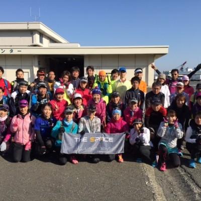 横浜のフルマラソン試走会【後半②】