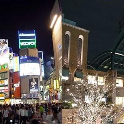 東京トレンド発信地・渋谷を駆け抜ける!「走ろうにっぽん」サマーナイトロゲイニング