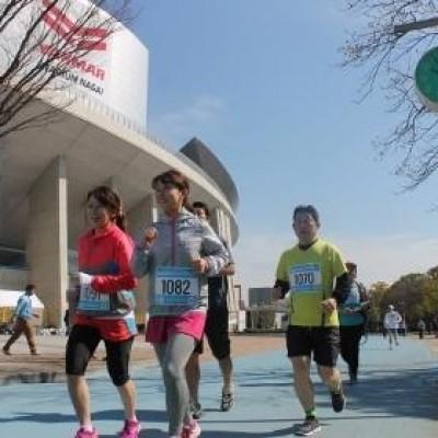 【長居公園ハーフマラソン ボランティアスタッフ大募集!】