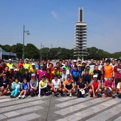 マラソン完走クラブ 駒沢公園ラ...