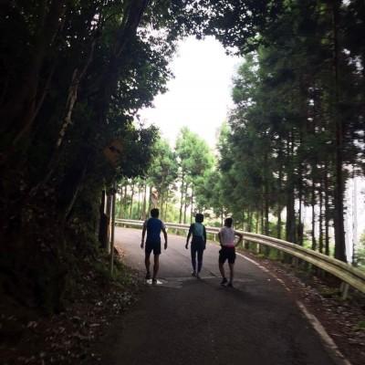比叡山坂本確実に体力がつく8の字練習会