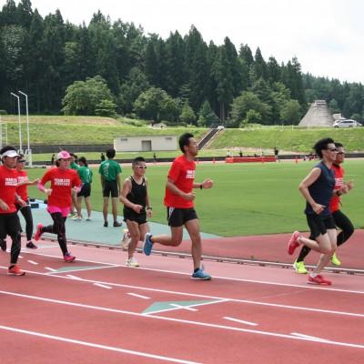 ランステ:元オリンピック選手 新宅雅也と走る新潟・十日町合宿9月(2泊3日)