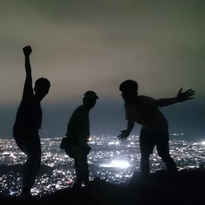 第3回 大文字山ナイト~平日夜のトレイル講習