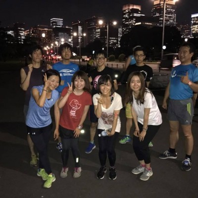 2017.07.06 Night Running Club