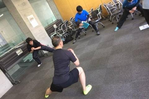 アスリート・運動指導者のための パフォーマンスアップセミナー〜骨盤・股関節の評価と強化〜