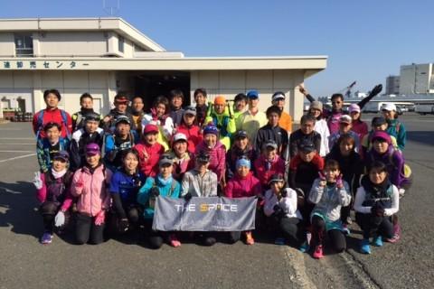 横浜のフルマラソン試走会【後半①】
