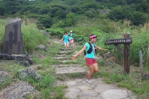 夏は標高の高い山へ行こう!【RunField】トレイルランニングセッションin那須